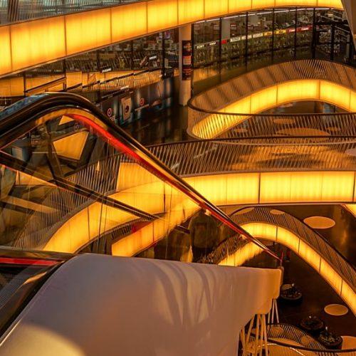 Zeilgalerie, Frankfurt – Atrás dos Bastidores