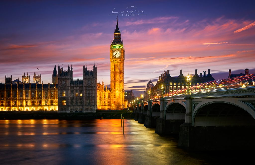 The Big Ben - After