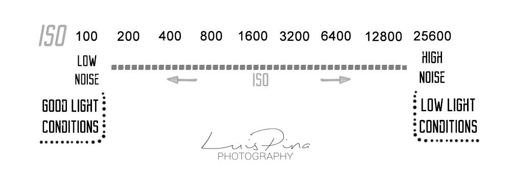 ISO Sensitvity