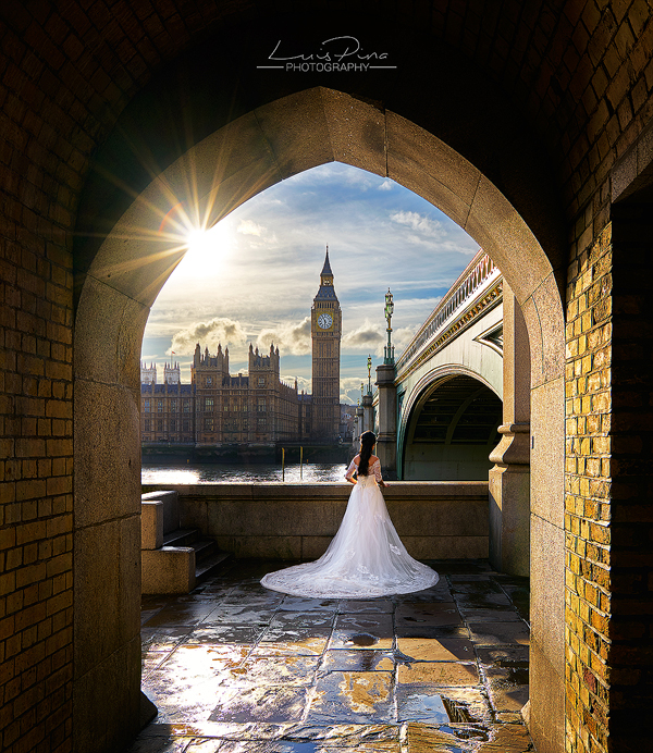 Bride-in-London