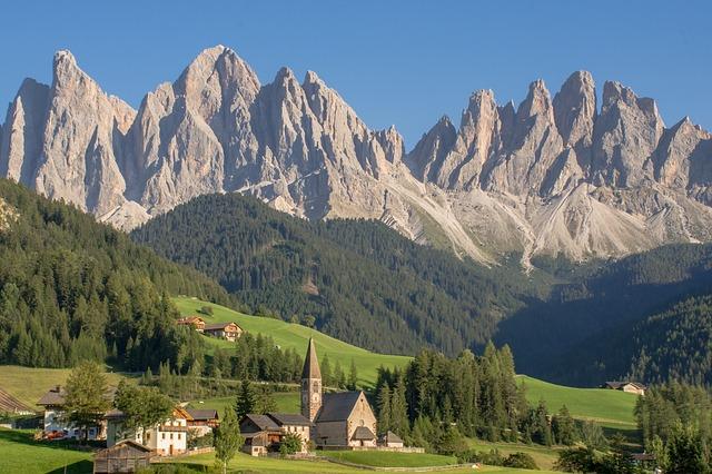 Viajar Dolomitas
