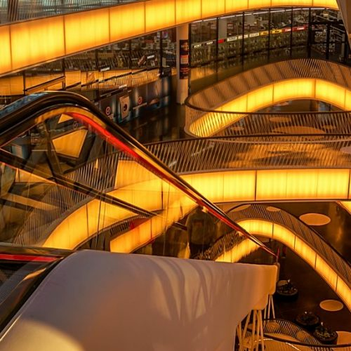 Zeilgalerie, Frankfurt – Behind the Scenes