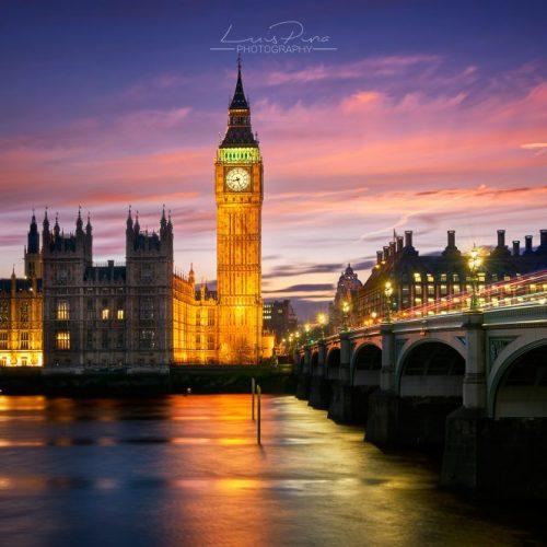 Big Ben – Atrás dos Bastidores