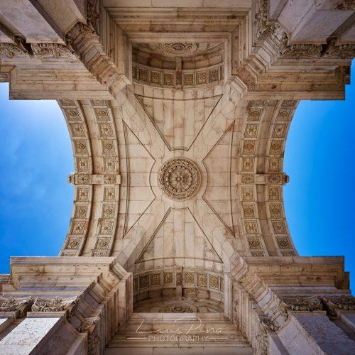 Arco da Rua Augusta, Lisboa – Atrás dos Bastidores