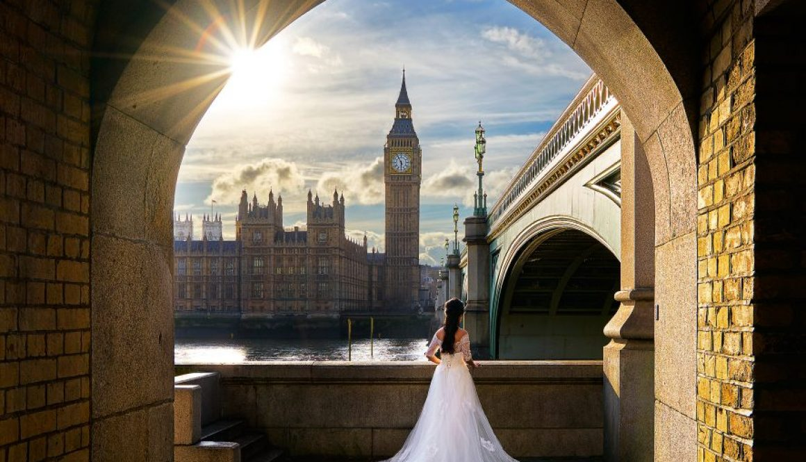 The Runaway Bride, London – Behind The Scenes