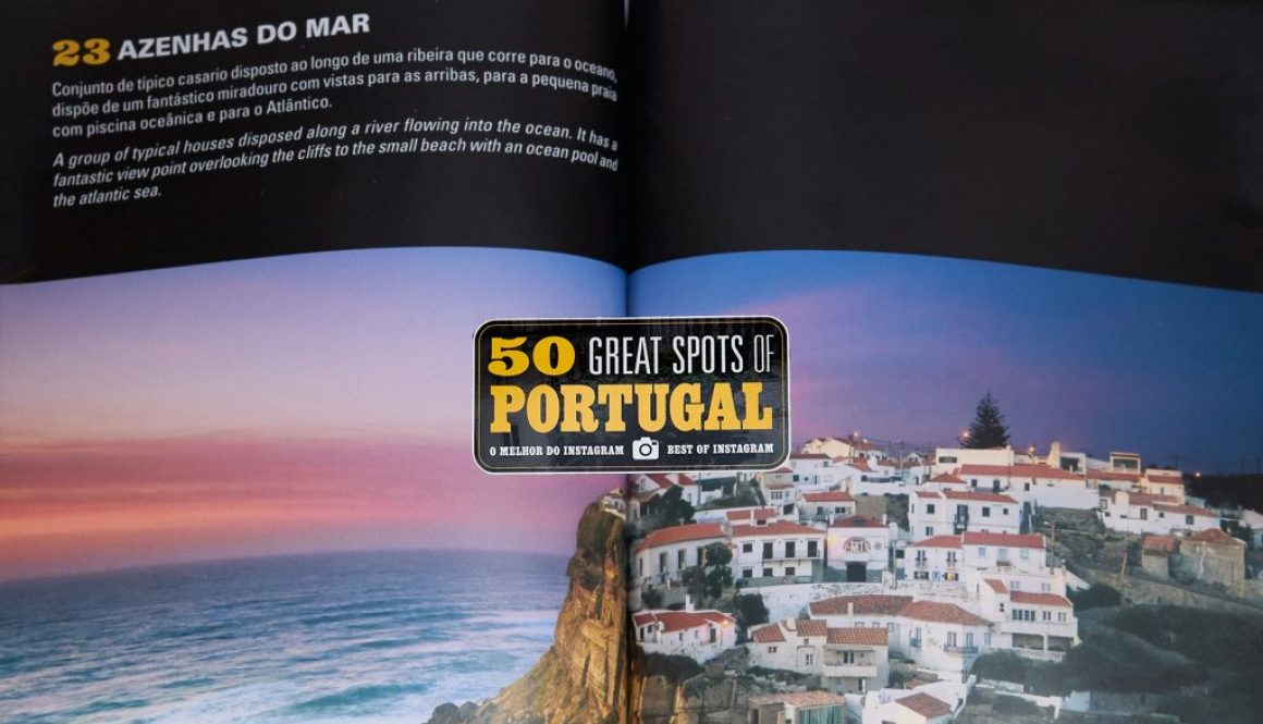 50 Great Spots of Portugal – O Melhor do Instagram