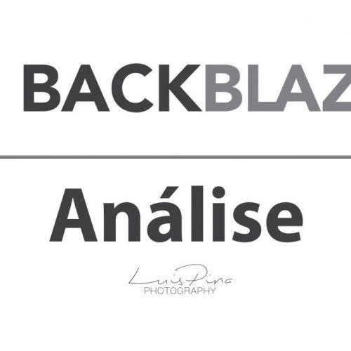 Backblaze Backup – Análise